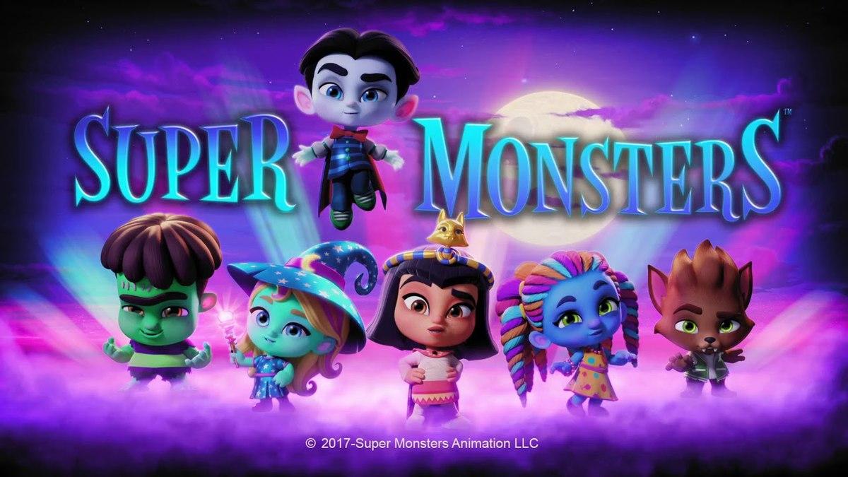 super monsters Netflix