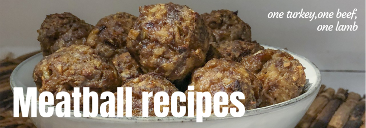 3 simple meatball recipes perfect for the lunchbox