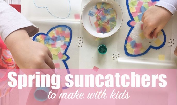craft kids sun catcher